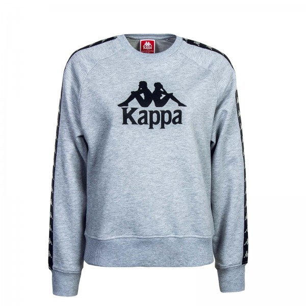 Kappa Wmn Sweat Tagara Grey