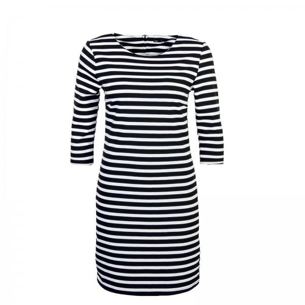 Only Dress Tonni  White Black Stripes