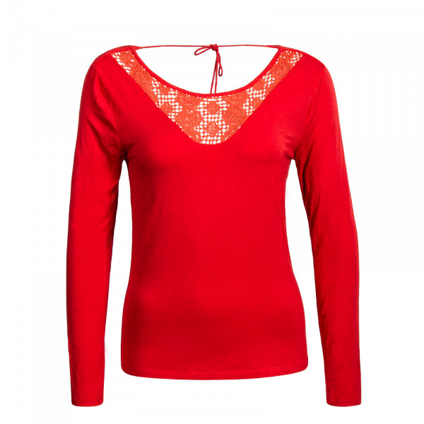Longshirt Cambria Red