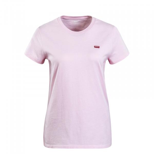 Damen T-Shirt Perfect Pink