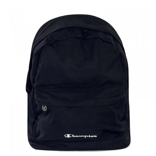 Champion Backpack Black White