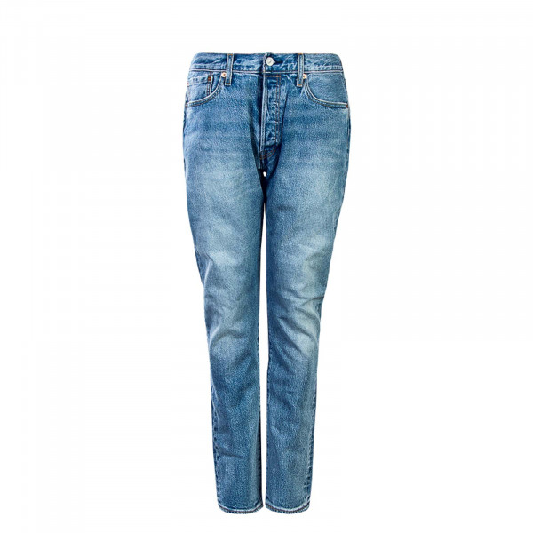 Levis 501 Skinny South West Middle Blue