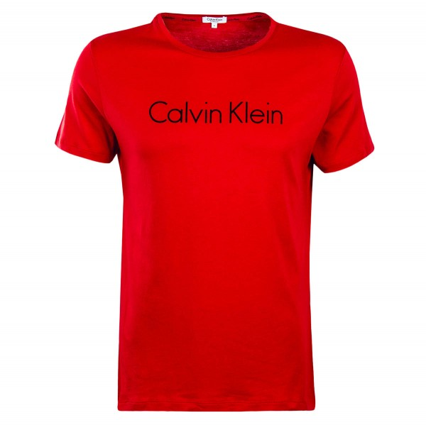CK TS Relaxed Crew 188 Red