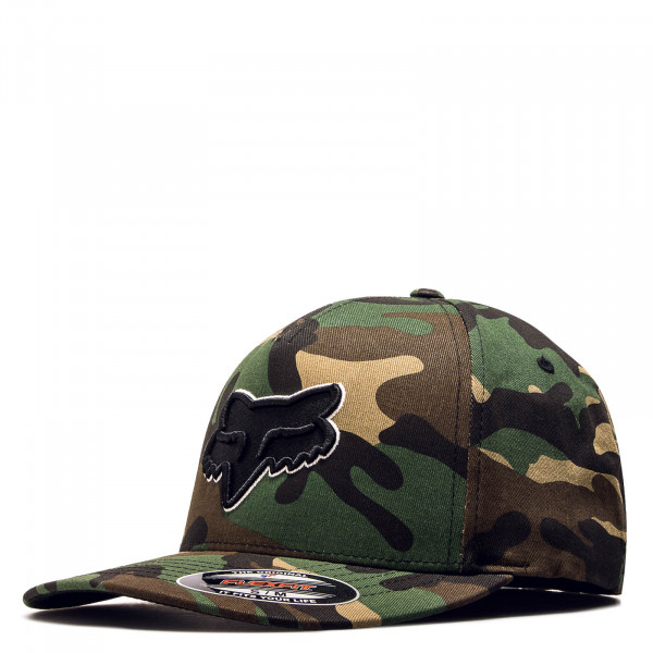 Basecap Epicycle Camouflage Olive