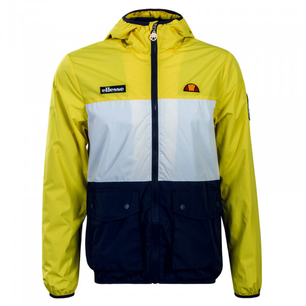Ellesse Jkt Trio Full Yellow White
