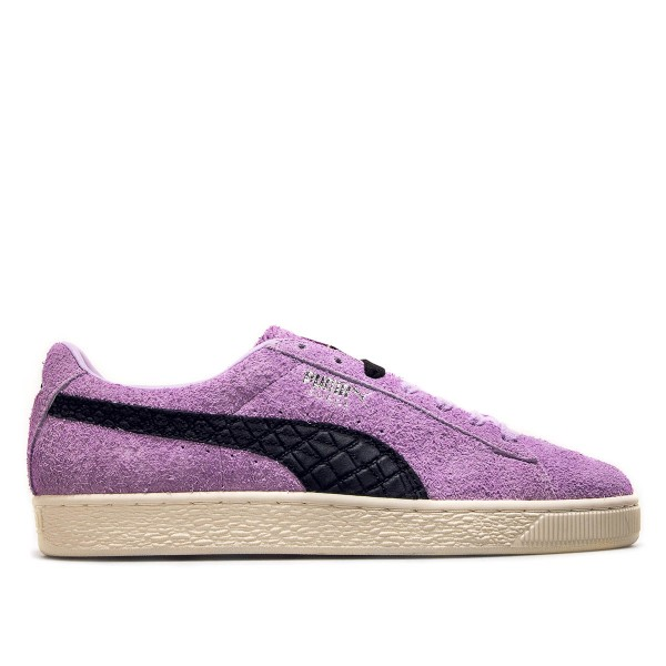 Puma Suede Diamond Purple Black