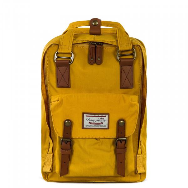 Doughnut Backpack Macaroon Mustard