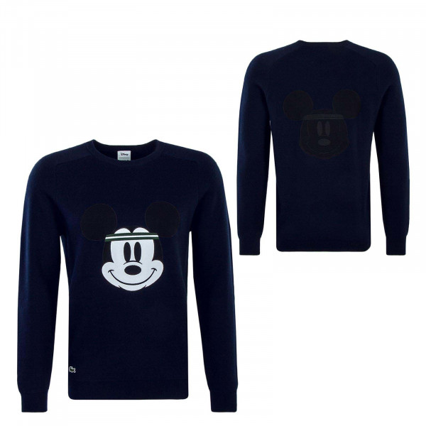 Lacoste Sweat Tricot AH1347 Navy