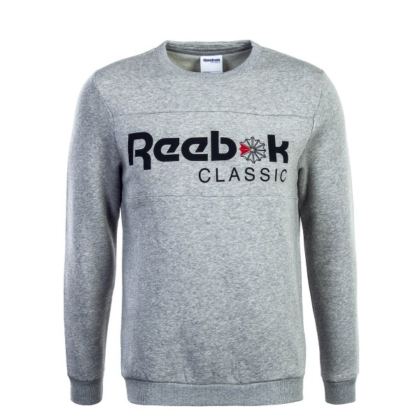 Reebok Sweat Iconic Crewneck Grey