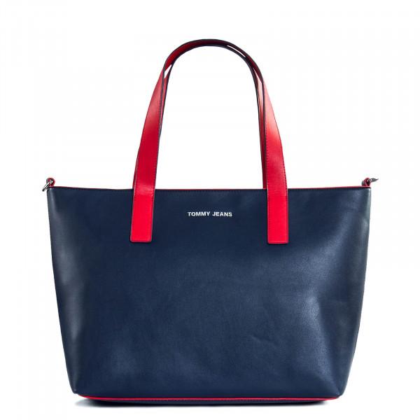 Bag 8055 Femme Tote Navy Red