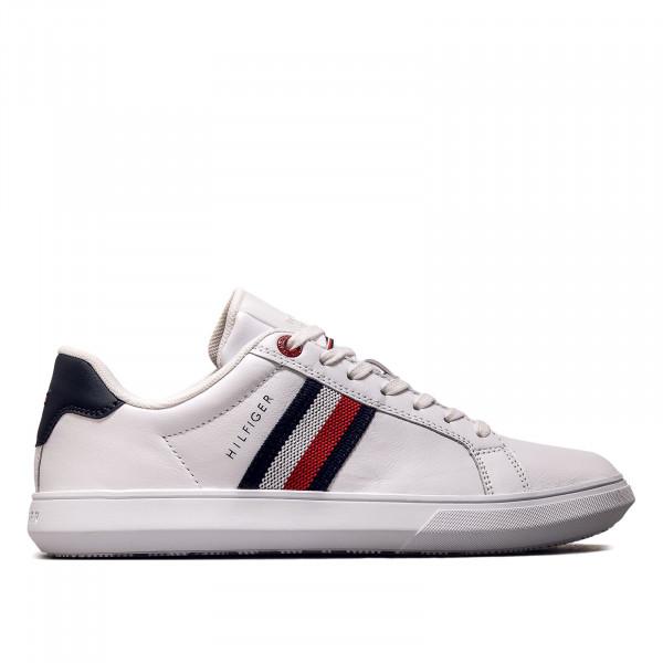 Herren Sneaker - Essential Leather Cupsole - White