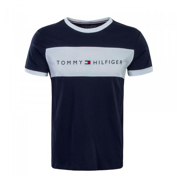 Herren T-Shirt 1170 Navy White