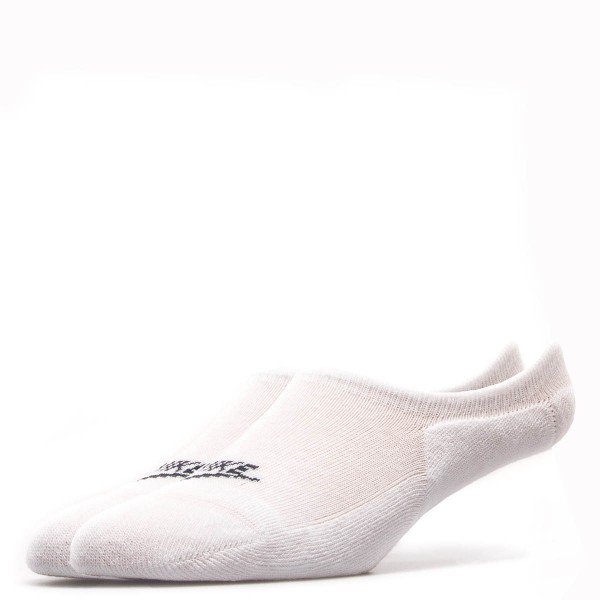 Nike Socks 3 Pack Footie White Black