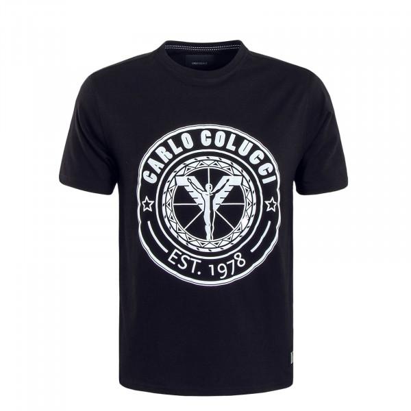 Herren T-Shirt 2931 Black