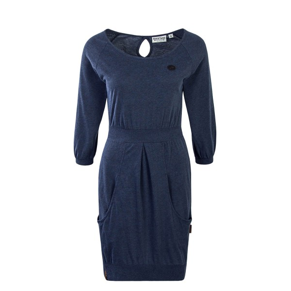 Naketano Dress Schnuckis Muckis Dk Night