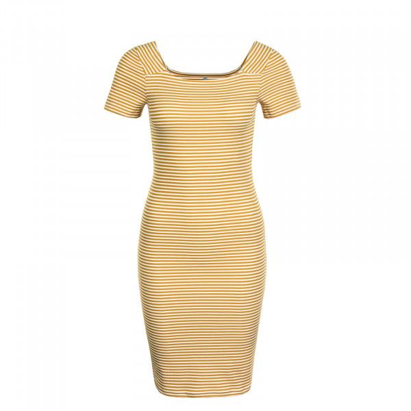 Kleid Fiona Life S/S Golden Stripe