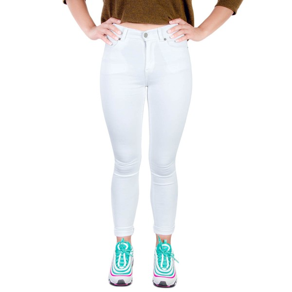 Dr.Denim Lexy White