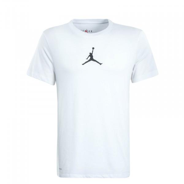 Herren T-Shirt Jumpman DFCT White Black