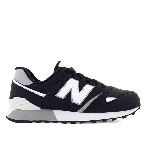 New Balance U446 BW Black Grey White