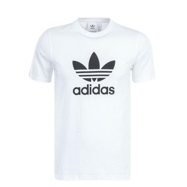 Adidas TS Trefoil White Black