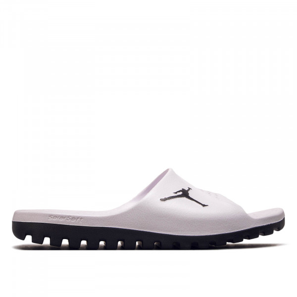 Herren Slide Super Fly White Black