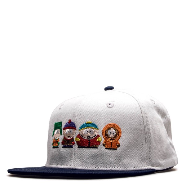 Huf Cap SP Kids Strapback White Navy