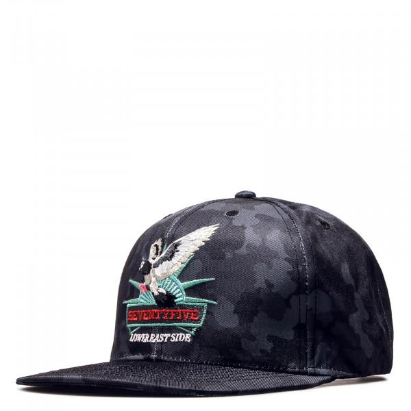 12f5738468abd Staple Cap Pigeon Strapback Black Camo