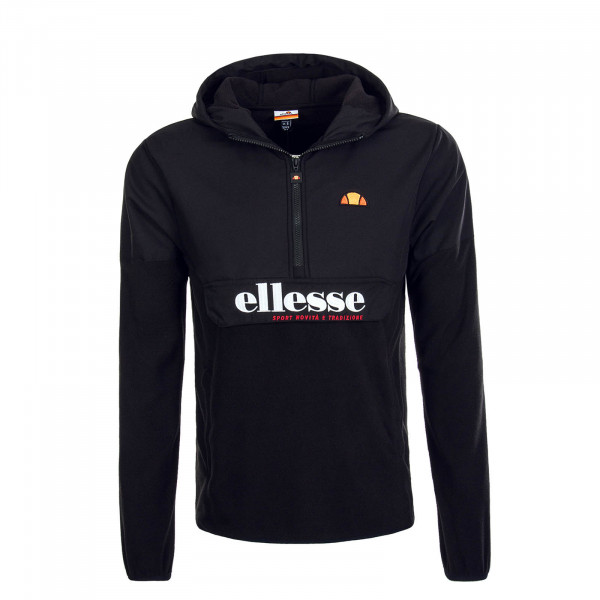 Herren Fleece Breaker Esine Black