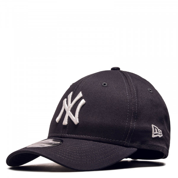 New Era Cap 9Forty NY Anthracite White