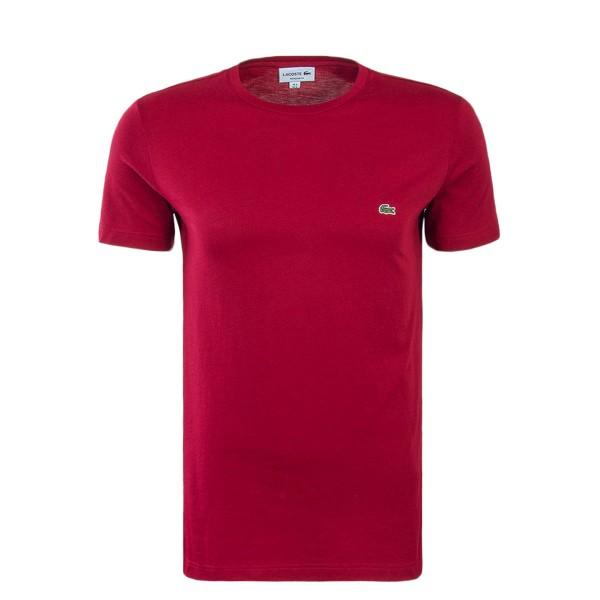 Lacoste T-Shirt TH2038 Bordeaux