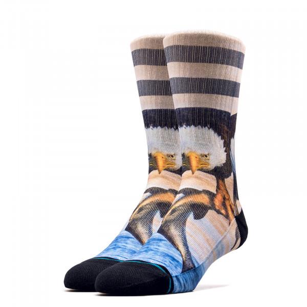 Stance Socks Foundation Eddy Grey