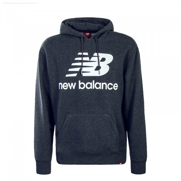 New Balance Hoody MT83585 CH Choral Grey