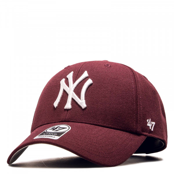 Cap MLB NY Yankees Dark Maroon