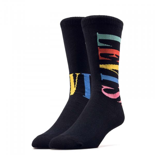 2er-Pack Socken Pairs Regular Black Multi