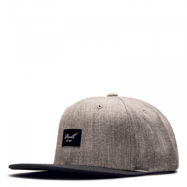 Reell Cap Pitchout Lt Grey Antra