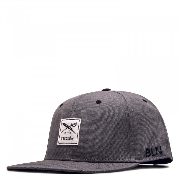 Cap Daily Flag 20 Anthrazit Black