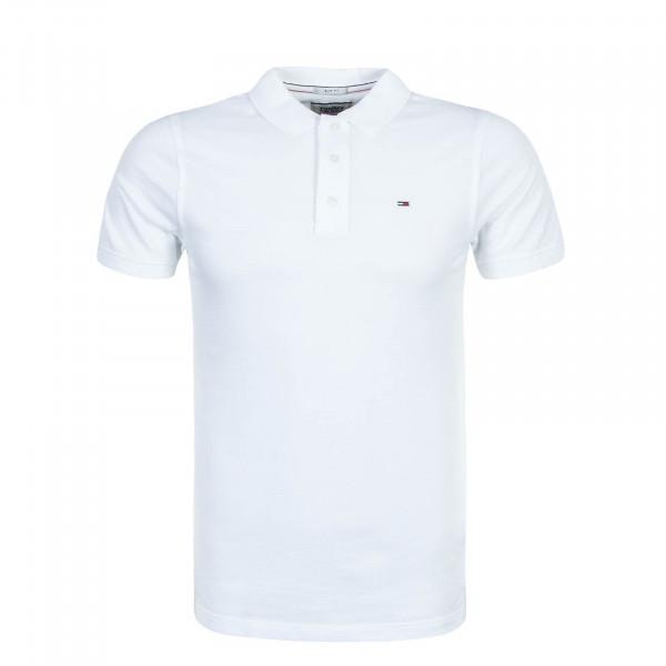 Herren Poloshirt TJM Original Fine White