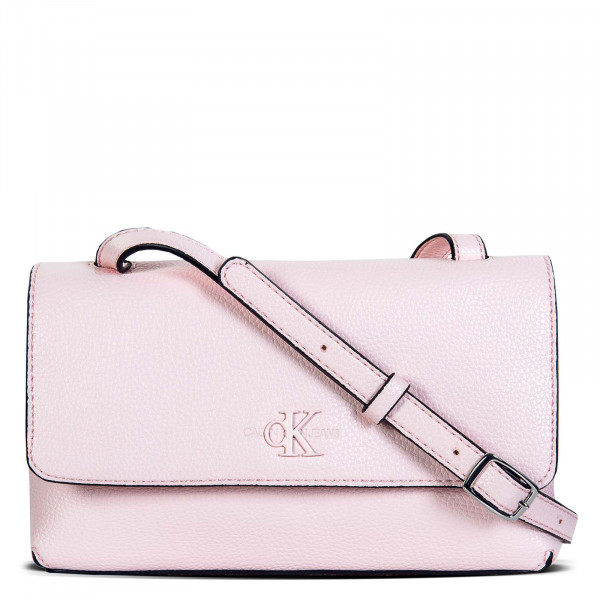 Bag EW Flap XBody Crystal Pink
