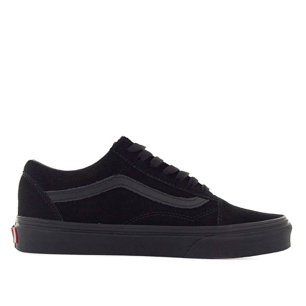 Vans Old Skool Suede Black
