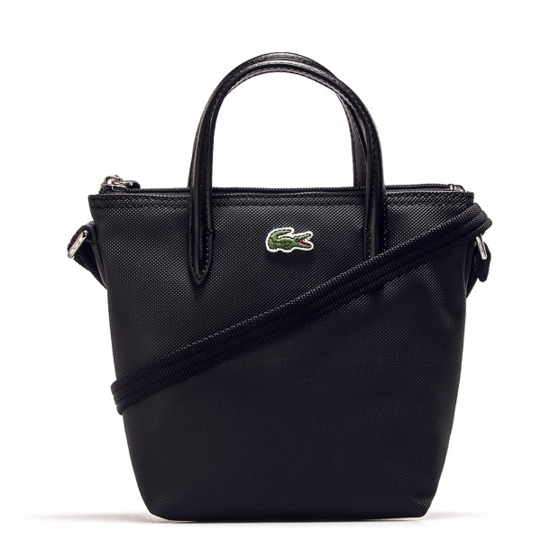 Lacoste Bag XS Shopping Cross Black