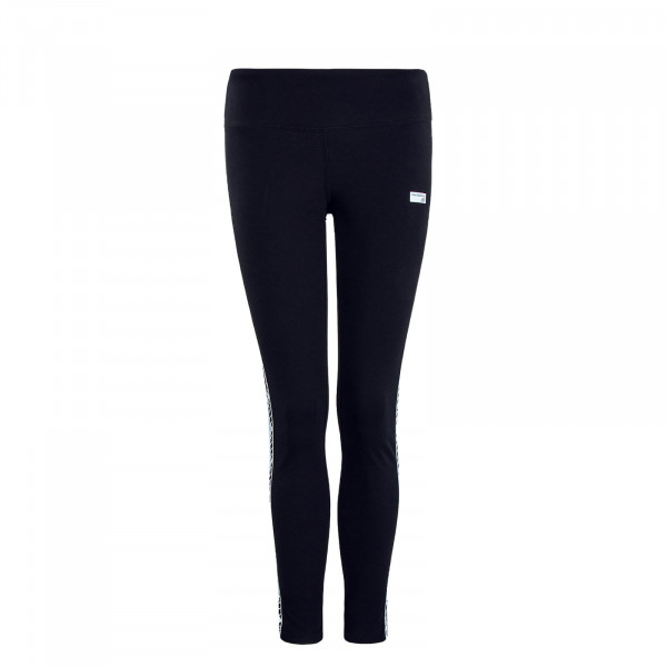 Damen Leggings Classic Logo Black