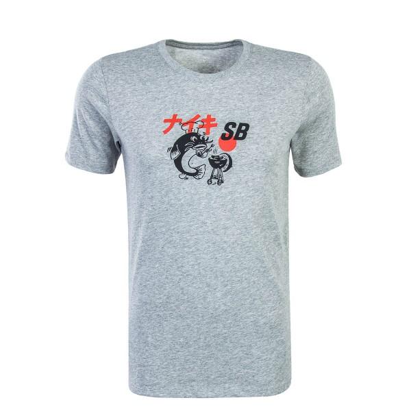 Nike SB TS Dry BBQ Fish Grey Black Red