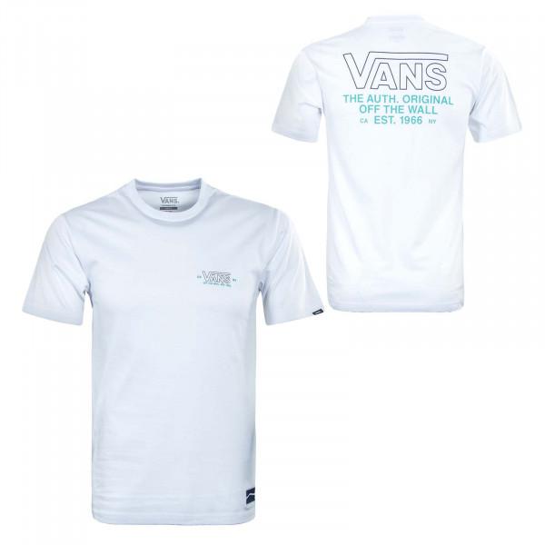 Herren T-Shirt - Sequence - White