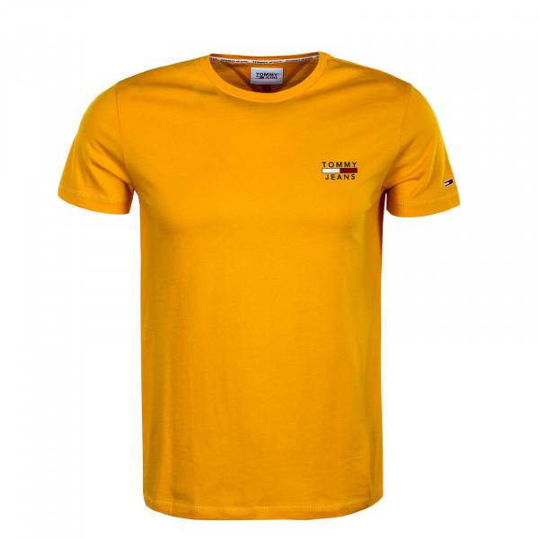 Herren T-Shirt - Chest Logo Tee 10099 - Florida Orange