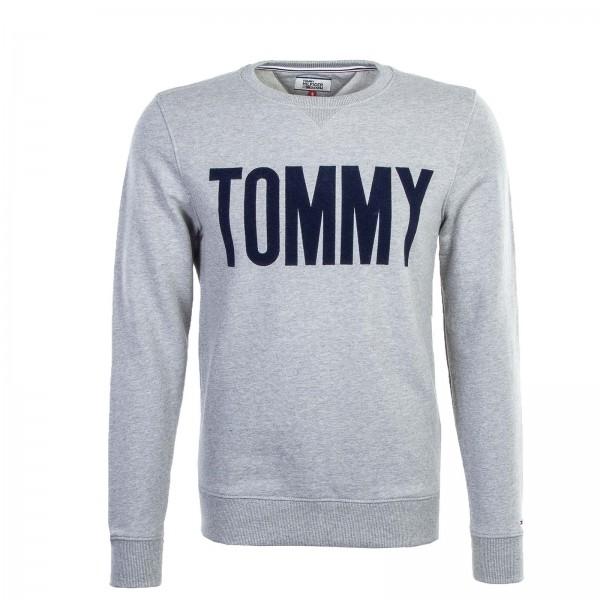 Tommy Sweat THDM Basic Grey Navy