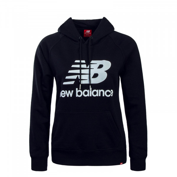 New Balance Wmn Hoody WT91523 Black