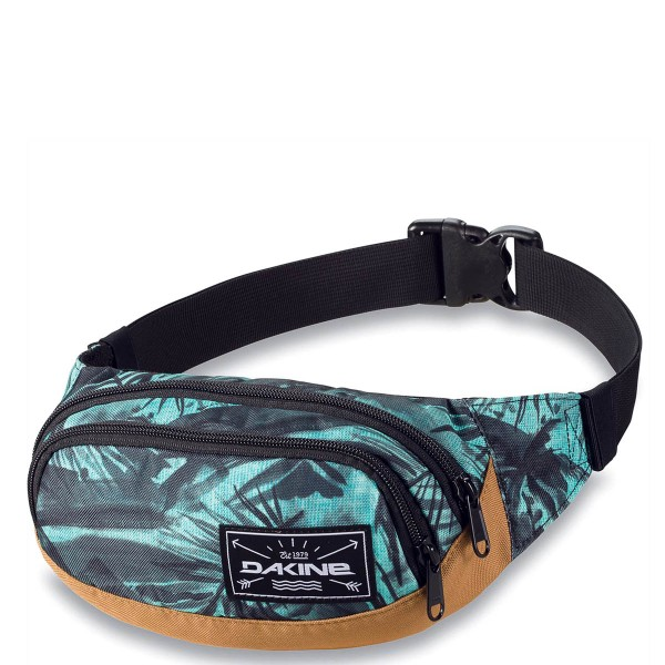 Dakine Hip Bag ACK Green Black Brown