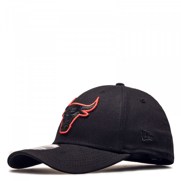 Unisex Cap - Tonal 39Thirty Chicago Bulls - Black / Red