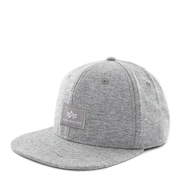 Alpha Cap X Fit Grey