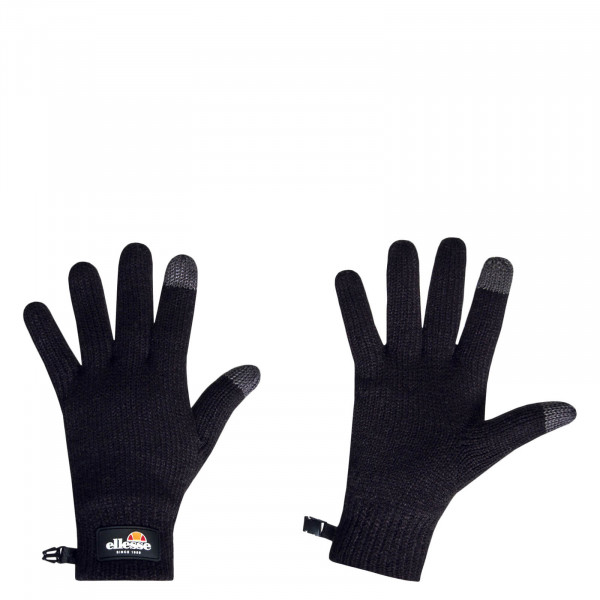 Ellesse Gloves Fabian Black
